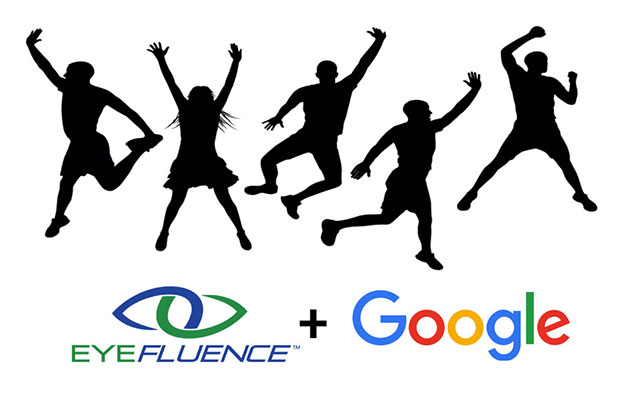 eyefluence and google