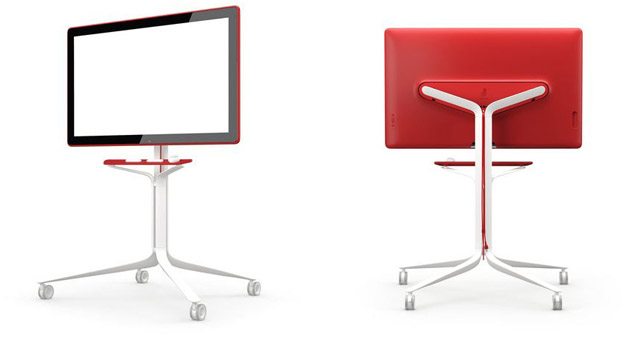 Google Jamboard Front and Back