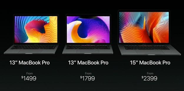 macbook specs