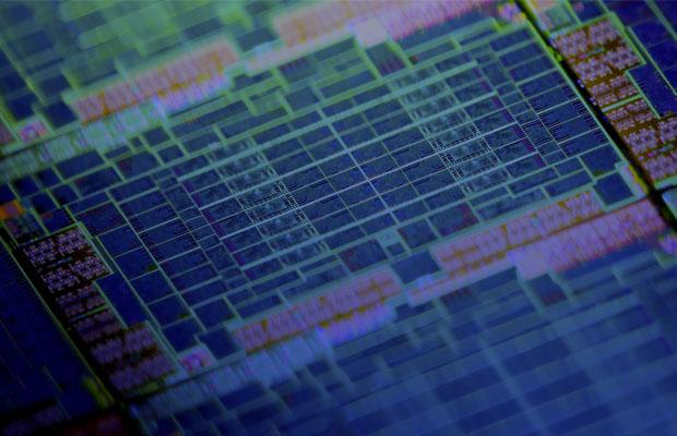 AMD Radeon Pro 400 Die