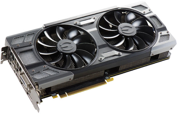 EVGA GeForce GTX 1080 FTW