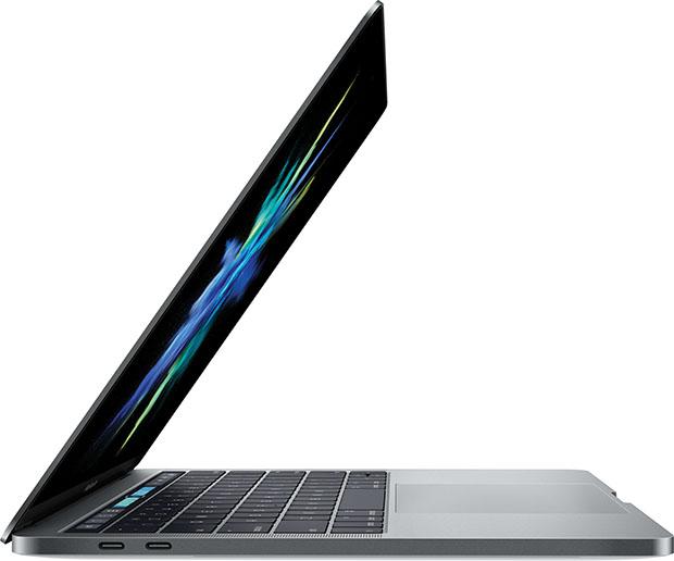 MacBook Pro Side