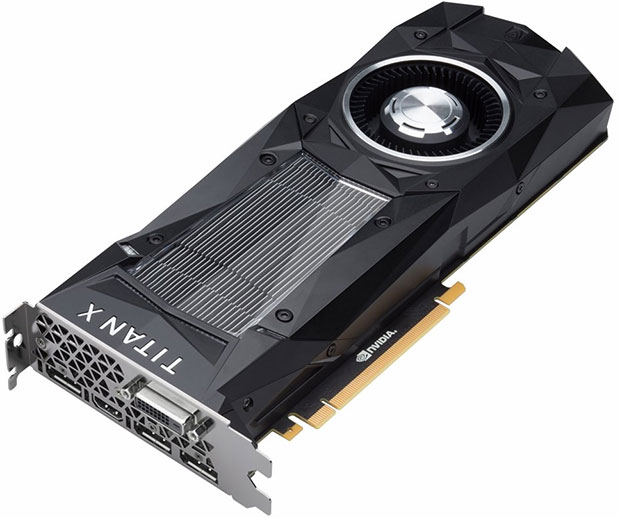 NVIDIA GeForce Titan X