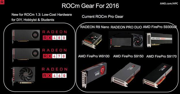 rocm13 GPUs
