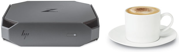 HP Z2 Mini Espresso