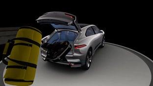 Jaguar I PACE Concept VR 010