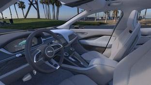 Jaguar I PACE Concept VR 042