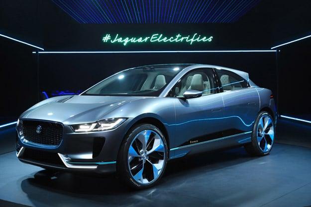 Jaguar I PACE Concept 001