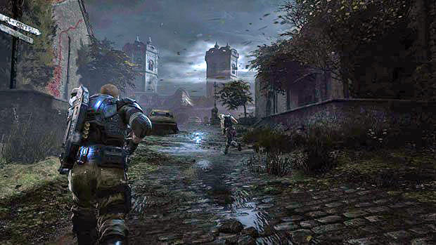 Gears of War 492)