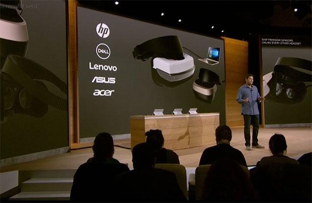 Microsoft VR Partners