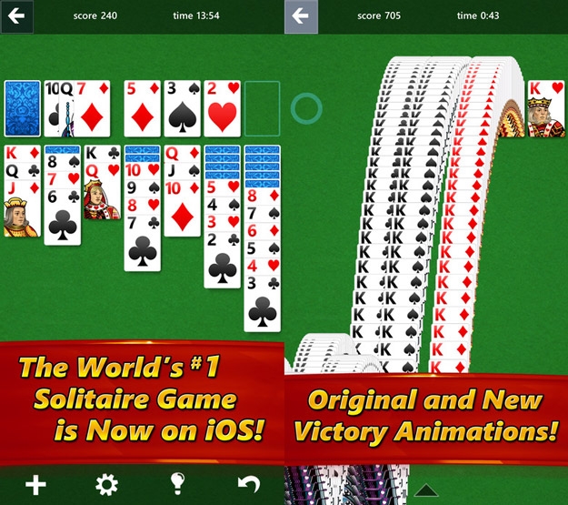 Microsoft Brings Solitaire Collection to Android And iOS