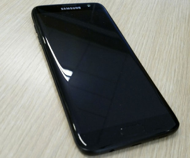 Samsung Galaxy S7 Glossy Black
