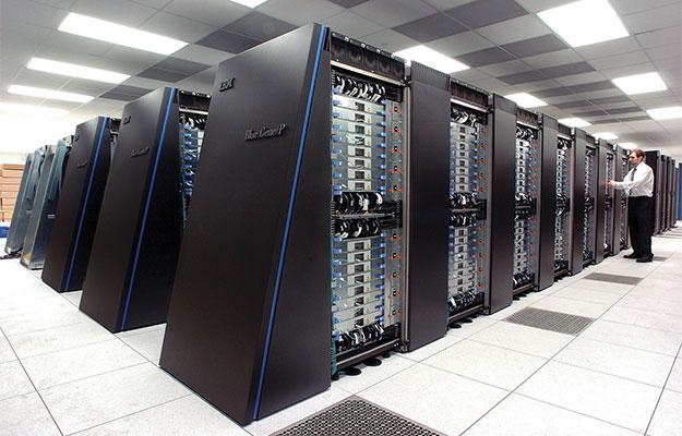 edited ibm supercomputer