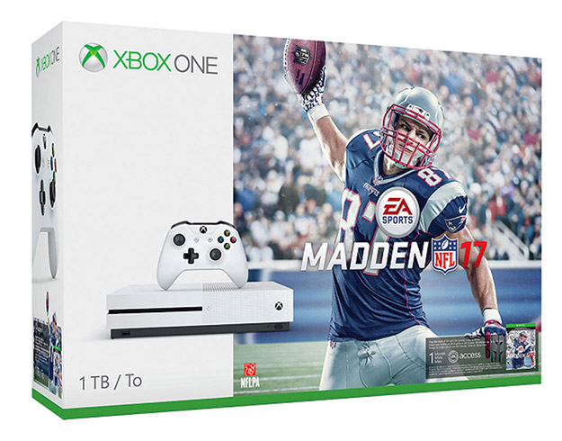 Xbox One S Madden Bundle