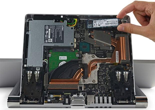 Surface Studio SSD