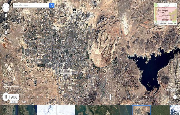 google earth las vegas 60
