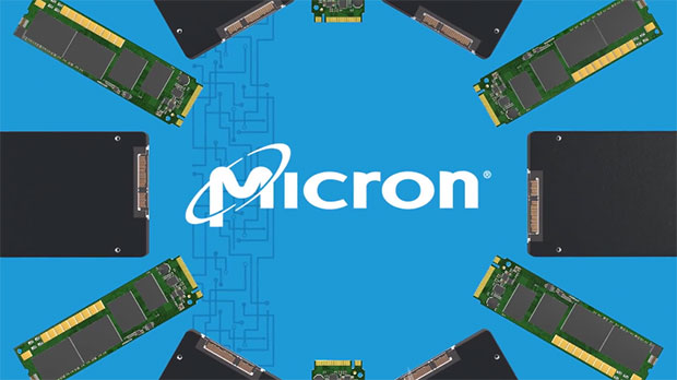 Micron SSDs