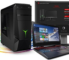 HotHardware And Lenovo HOT Holiday Giveaway: Win A Killer Gaming PC Or Notebook