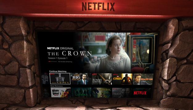 Netflix daydream