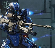 Halo 5 Guardians Monitor's Bounty DLC Showcased In New Video Demos