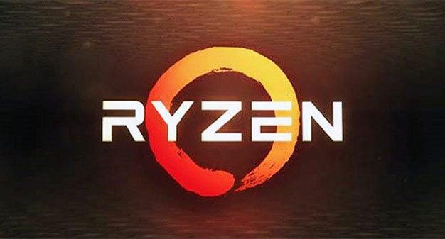 AMD RYZEN Brand Logo