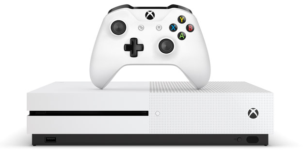 xbox one s controller console