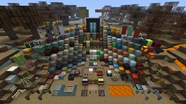 Minecraft Fallout 4 01
