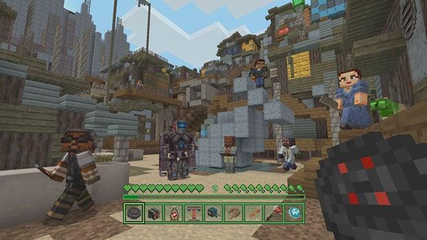 Minecraft Fallout 4 03