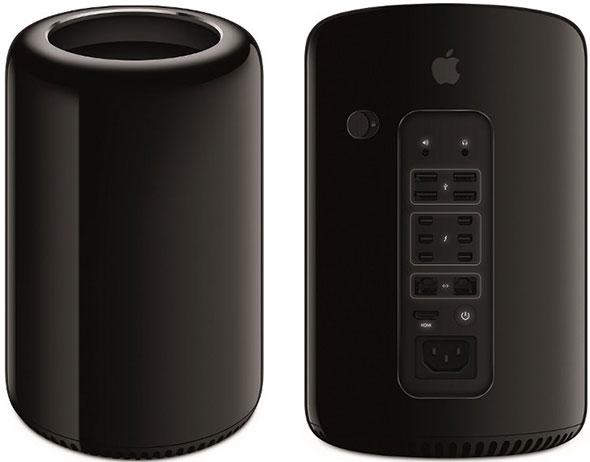 Mac Pro FrontBack