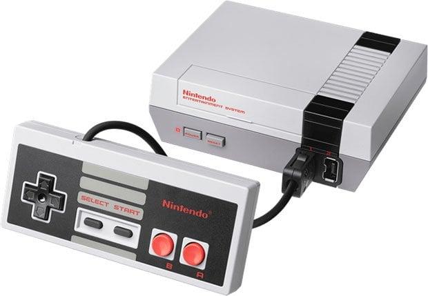 NES Classic Edition Console
