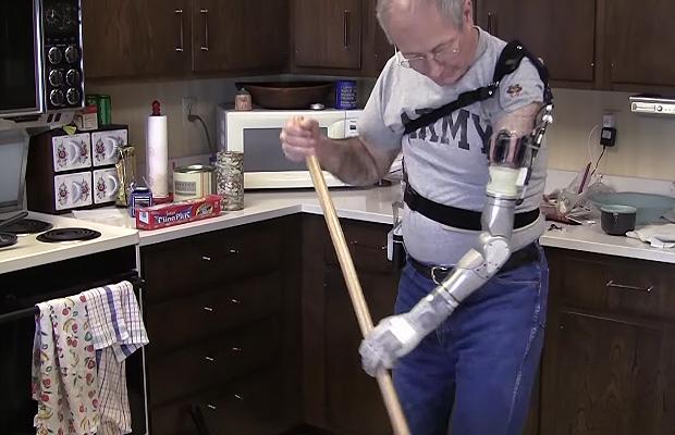 DARPA LUKE Arm
