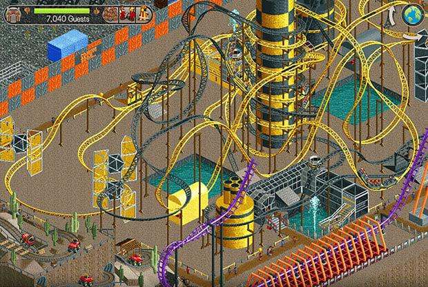 Rollercoaster Tycoon 02