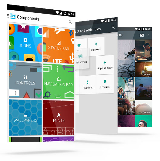 Cyanogen Customization
