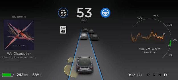 autopilot dashboard