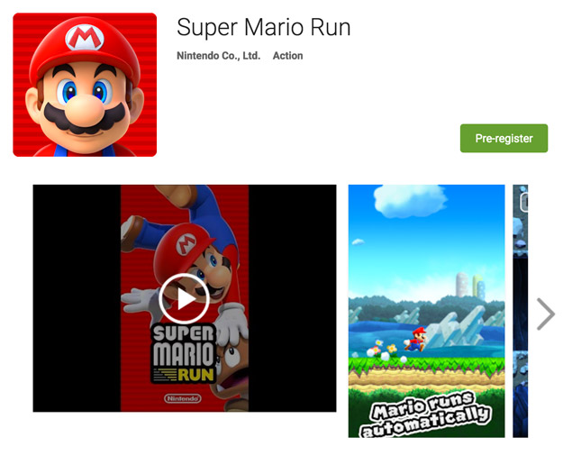 supermariorun android