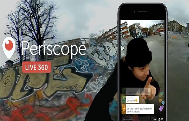 live 360 advert