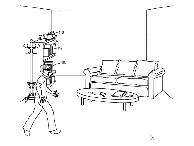 hololens ar patent