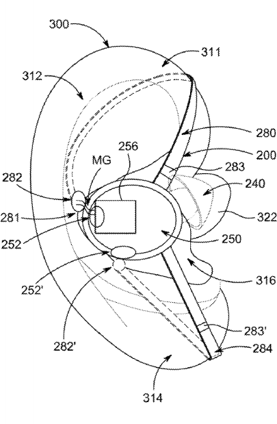 Apple Patent Magnet AirPods