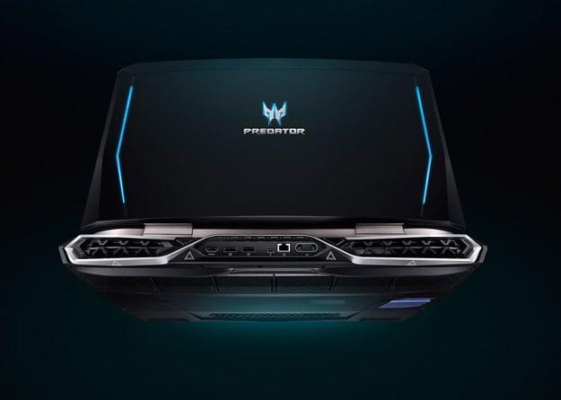 Acer Predator 21 X GX21 71 moodshot cooling system