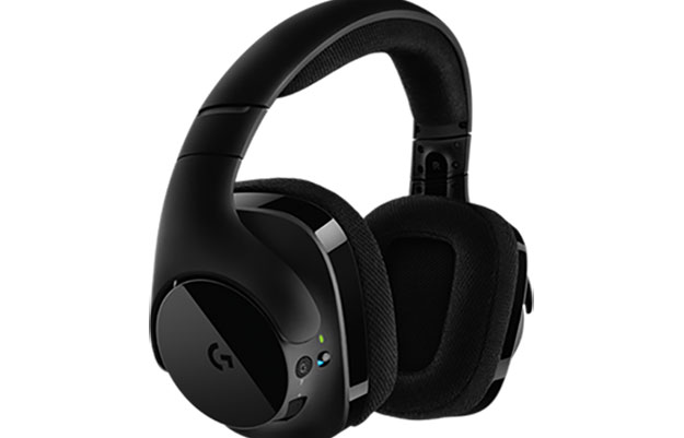 G533 Wireless Gaming Headset main