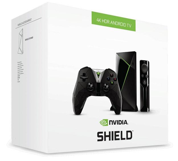 Shield TV 4K HDR 3