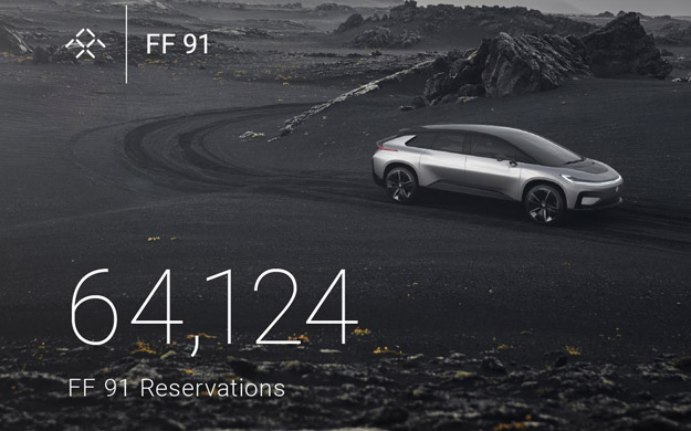faraday future banner
