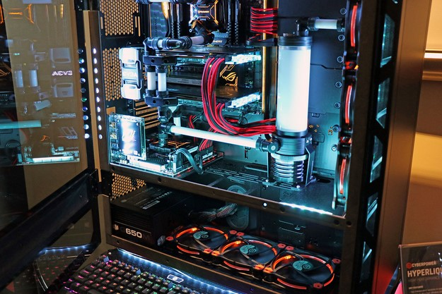 CyberPower Pro Streamer 2 Open