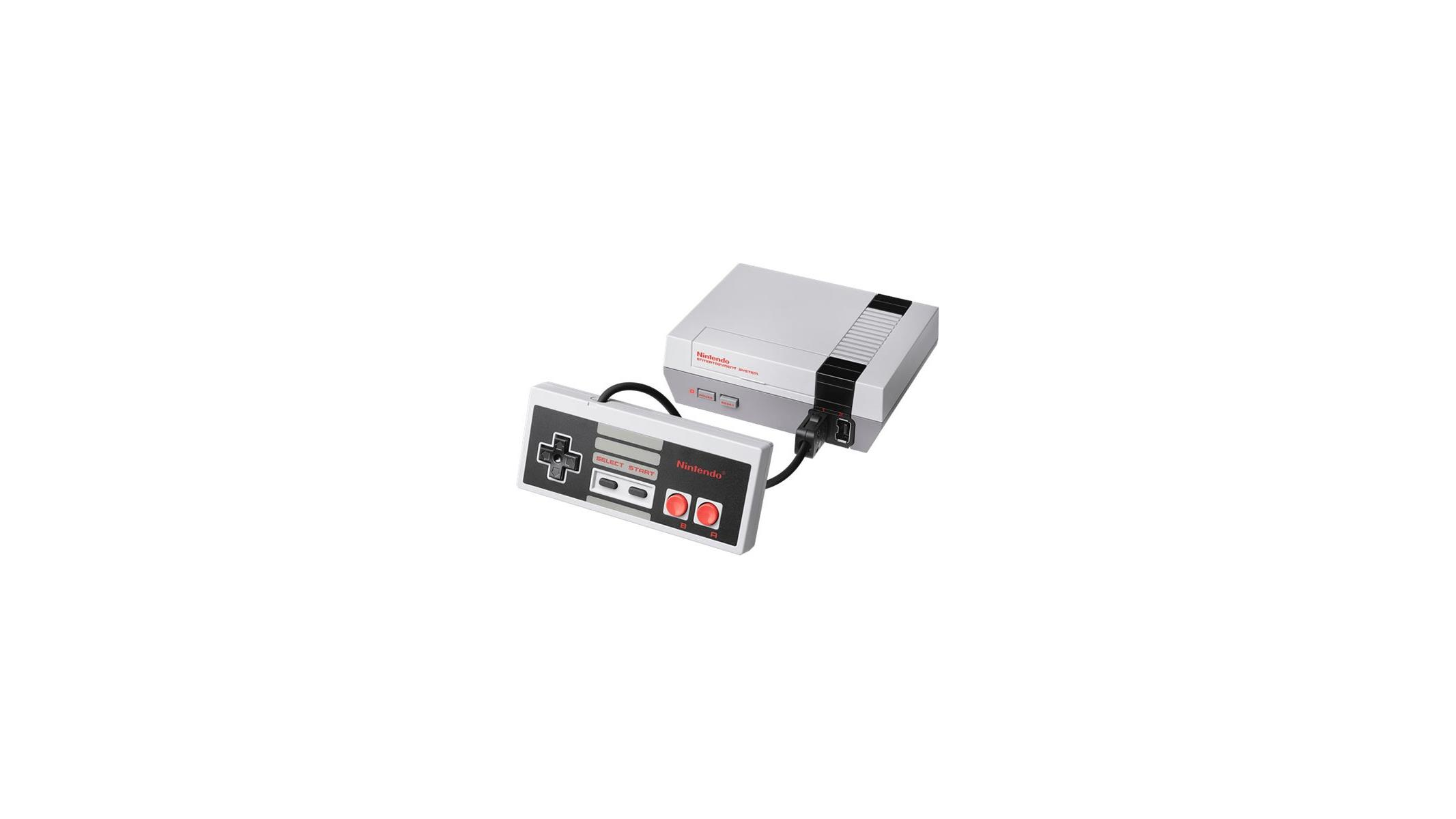 Hackers Crack NES Classic Edition And Upload ROMs Over USB | HotHardware
