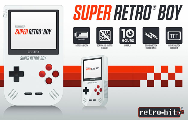 Super Retro Boy Emulator Resurrects Classic Nintendo Game