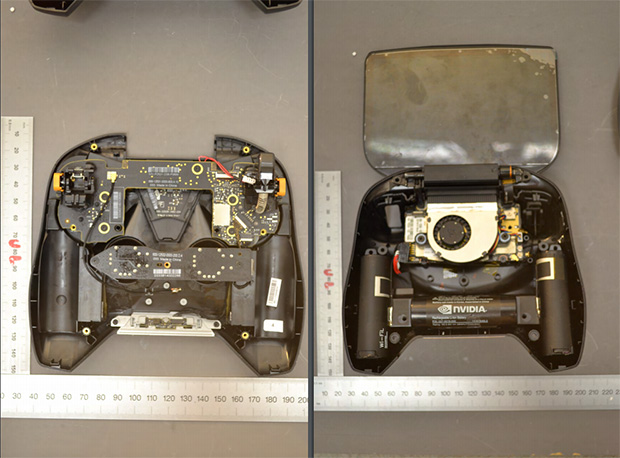 NVIDIA SHIELD Portable 2 Teardown