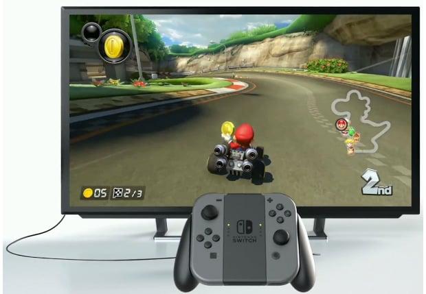 Nintendo Switch TV