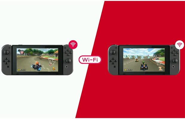 Nintendo Switch Wi-Fi
