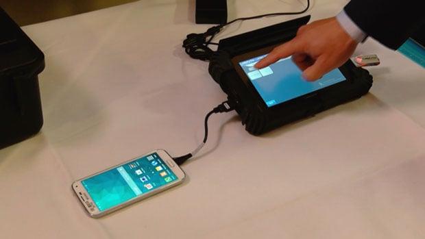 Cellebrite Phone Hacking