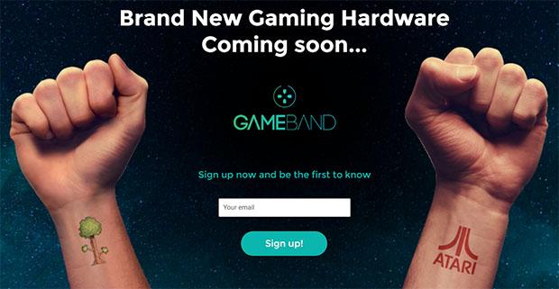 Gameband Atari